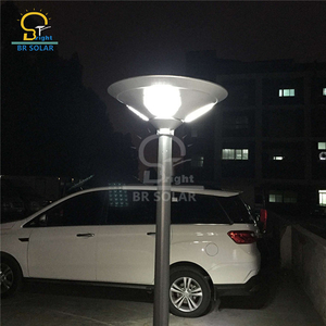 20W Solar Plaza Lights